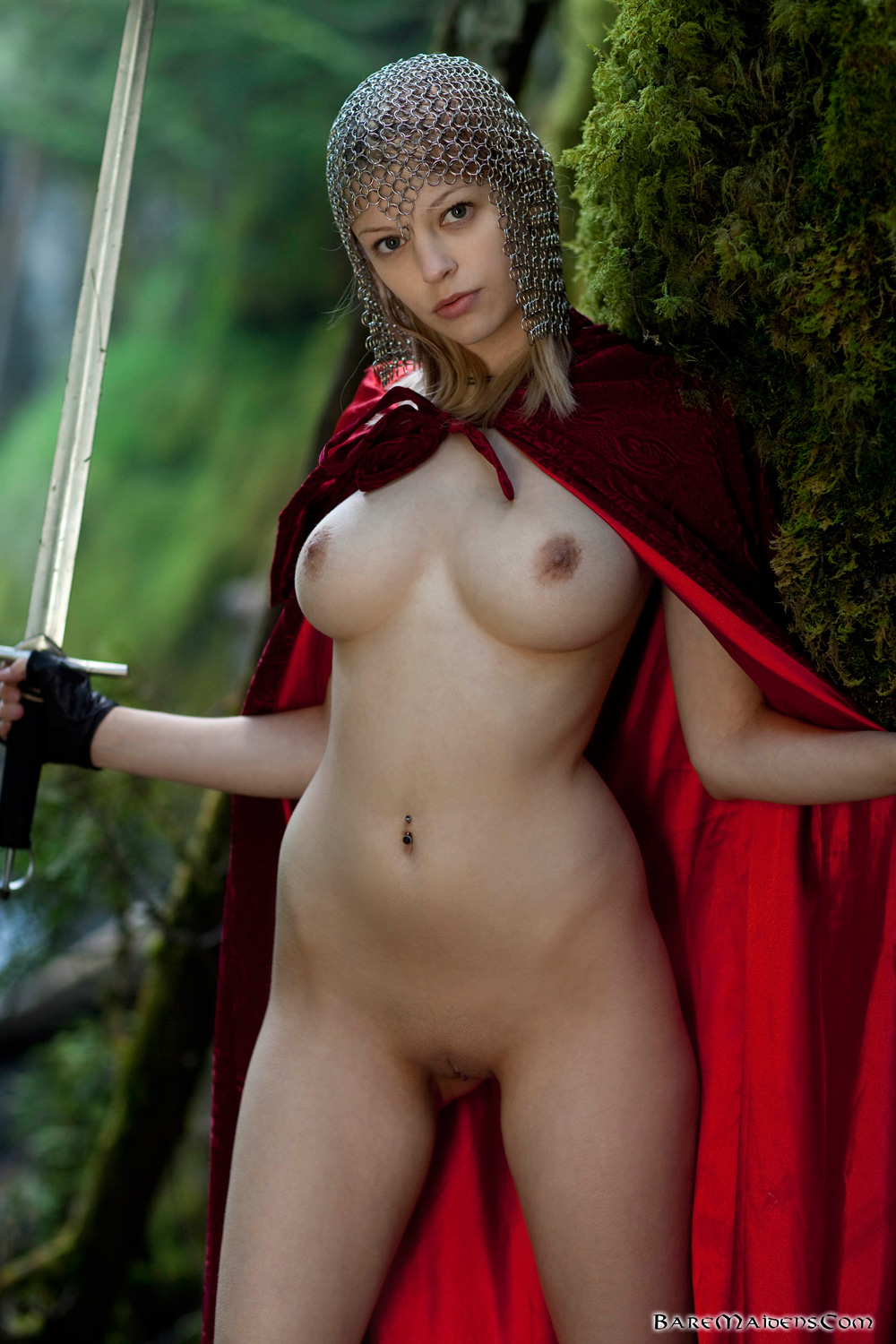 Celtic cosplay porn, real breasts pictures