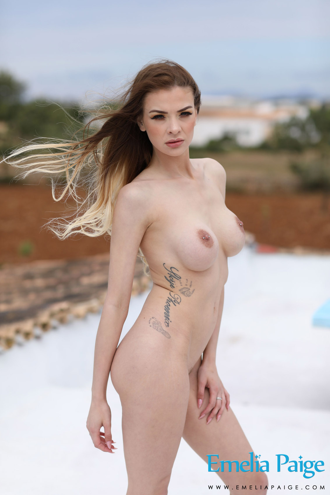 Paige garland nude