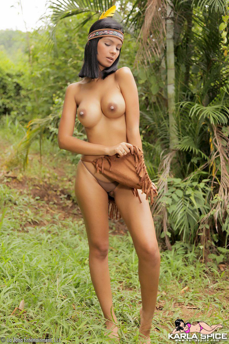 Naked Native Indian Naked Qomen