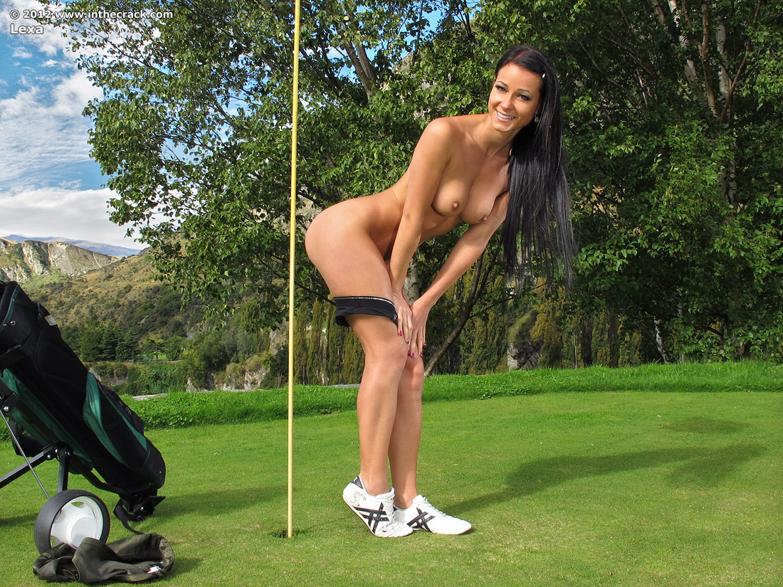 I gotta start watching womens golf