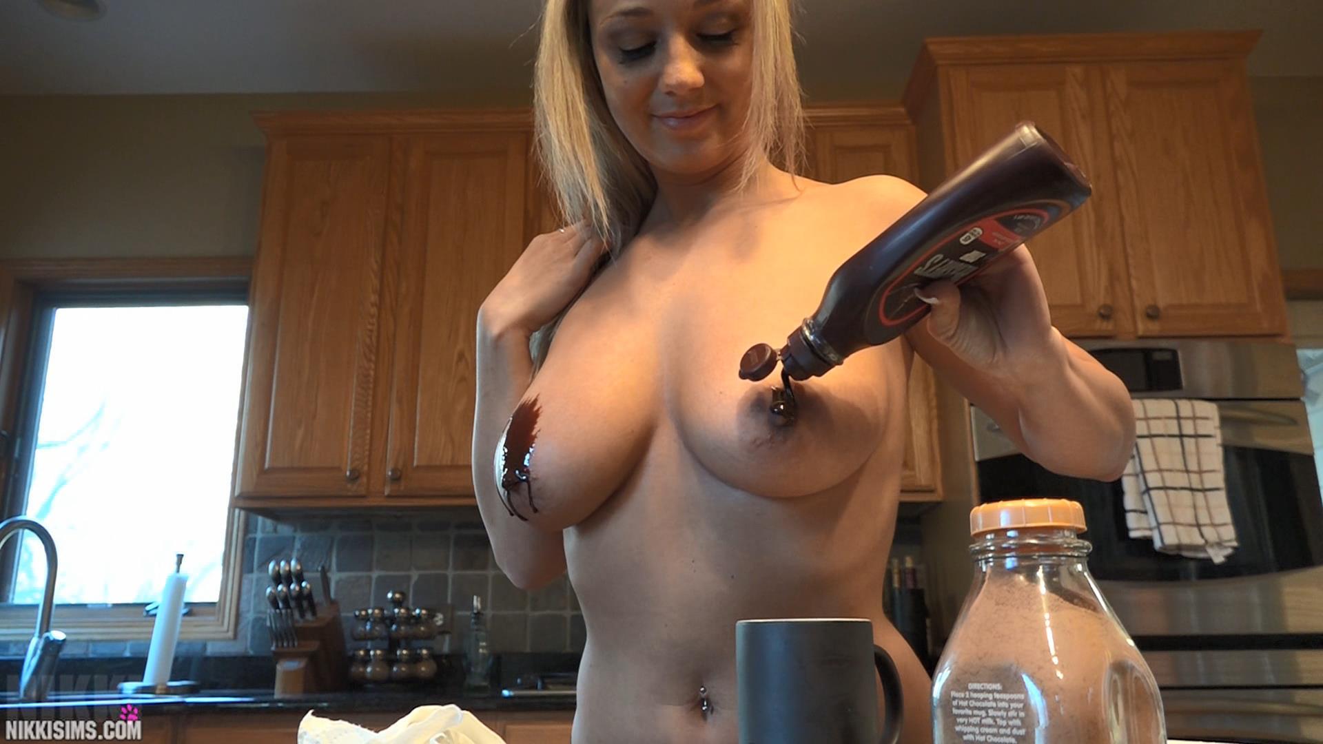 Nikki sims big tits videos, extremely large clitoris