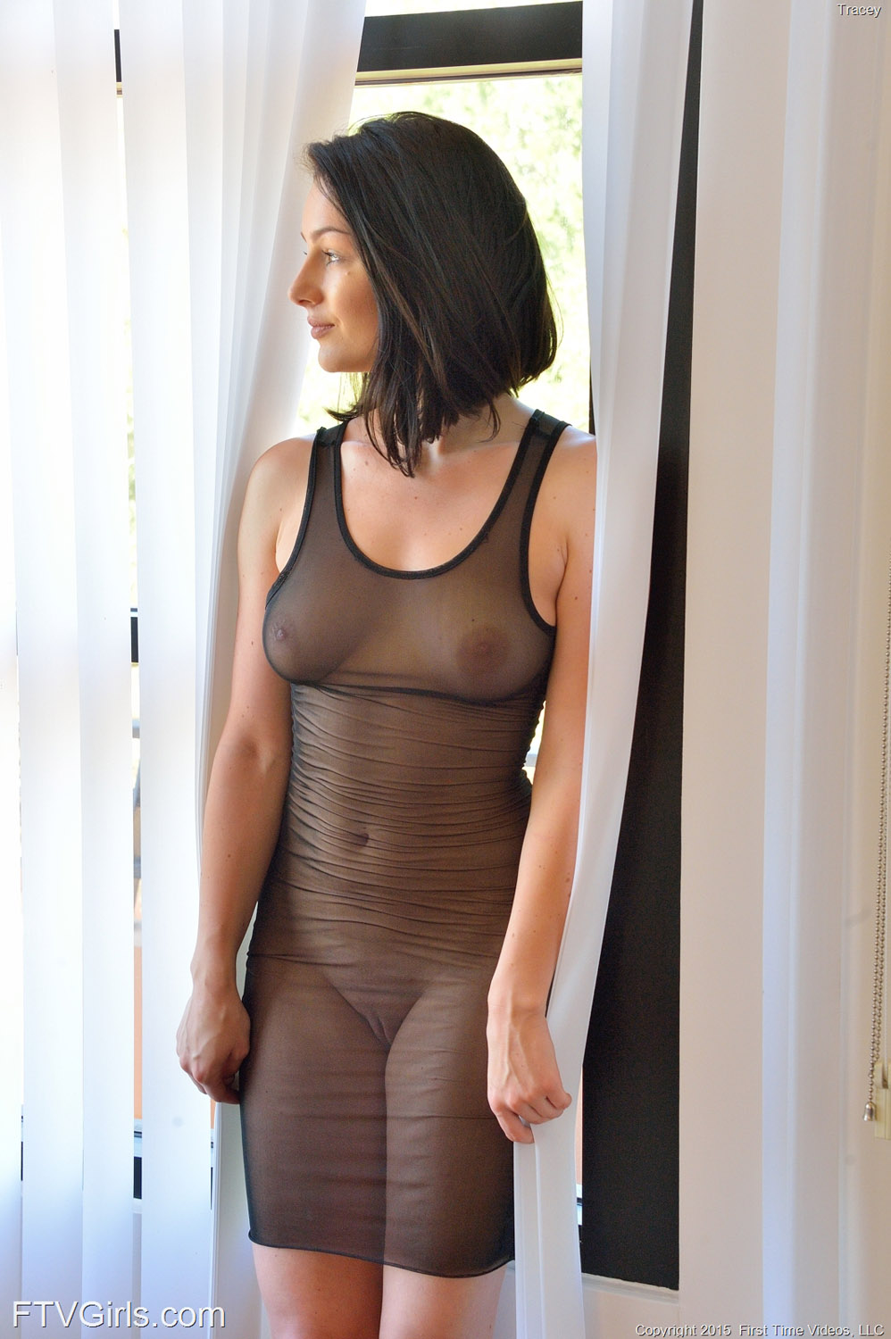 Xxx women wearing see thru clothes